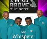 The Wispers 350 A Funk Above The Rest 10 Year Celebration Concert