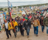Standing Rock Marchers