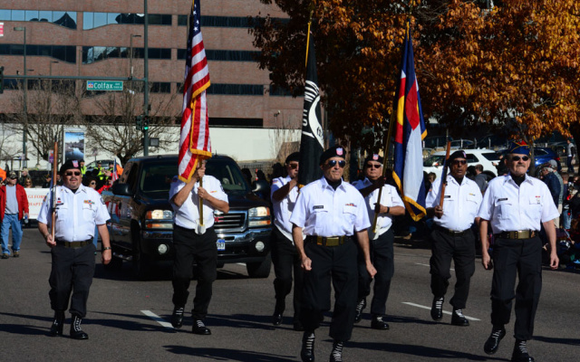 Veteran's Day Parade Denver, Co, Nov. 11, 2017 Shannon Garcia Photographer (55)