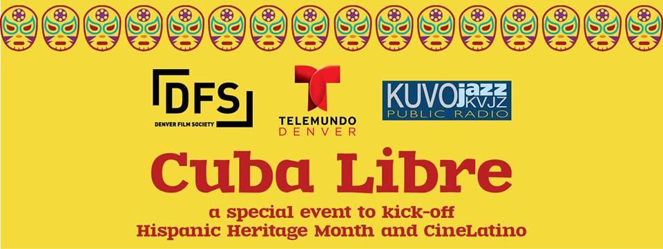 Cuba Libre Event Sept. 2015
