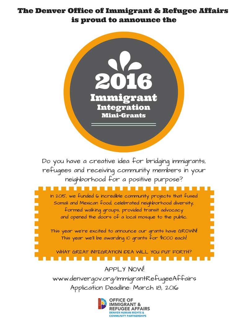 Refugee-Grants-Announcement-for-internet | Latin Life Denver
