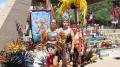 Aztec Dancers at La Raza Park Summer 2016 (76)
