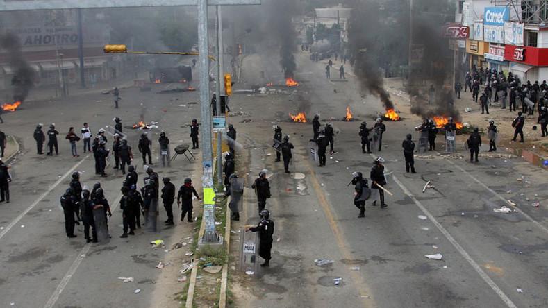 Oaxaca teacher protest _ 8_jpg