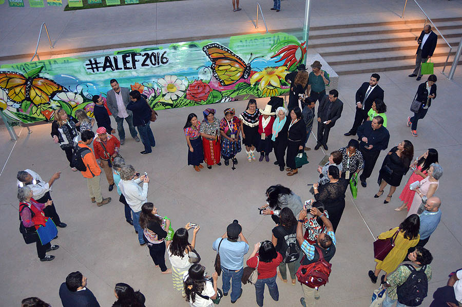 Photo by Latin Life Denver Media at 2016 Americas Latino Eco Festival