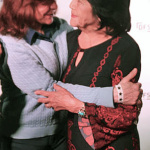 The only two women inducted into the National Women's Hall of Fame. Linda Alvardo, Alvardo Construction/Colorado Rockies and Delores Huerta were selected on the basis of the changes they created that affect the social, economic amd cultural aspects of society