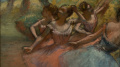 Degas_Four Ballet Dancers on Stage_Brazil