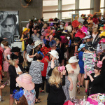 More than 650 women came out  to  the Denver Performing Arts Complex for  networking & socializing as well as to support the Women With Hattitude fundraiser
