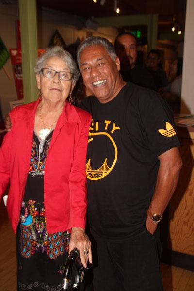 Geraldine Romero Gonzales with special guest Daniel Valdez