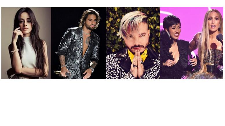 VMA Latino Artists