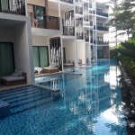 The Holiday Inn Resort in Phuket. 5 days 4 nights come with the standard package. Not an upgrade unles you want a room with a pool.