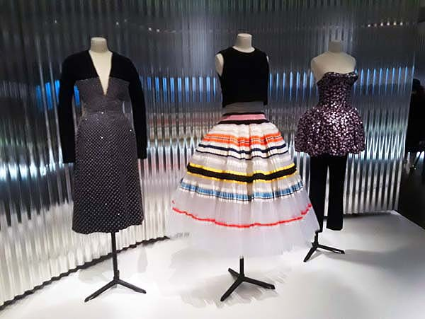 """My dresses make a princess of every woman"" Christian Dior said of his designs"