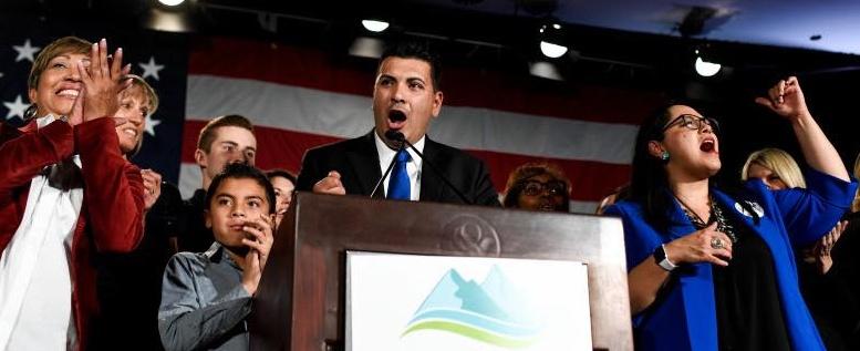 President of the State Senate: Senator Leroy M. Garcia from Pueblo