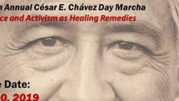 Cesar Chavez March 2019
