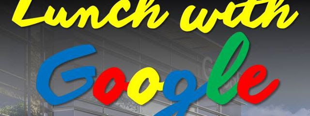 Latino chamber, lunch with google
