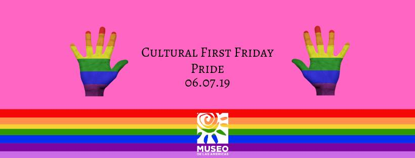Cultural First Friday June 2019