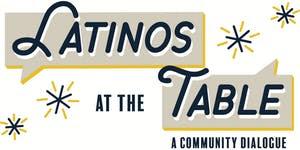 Latinos at the table!