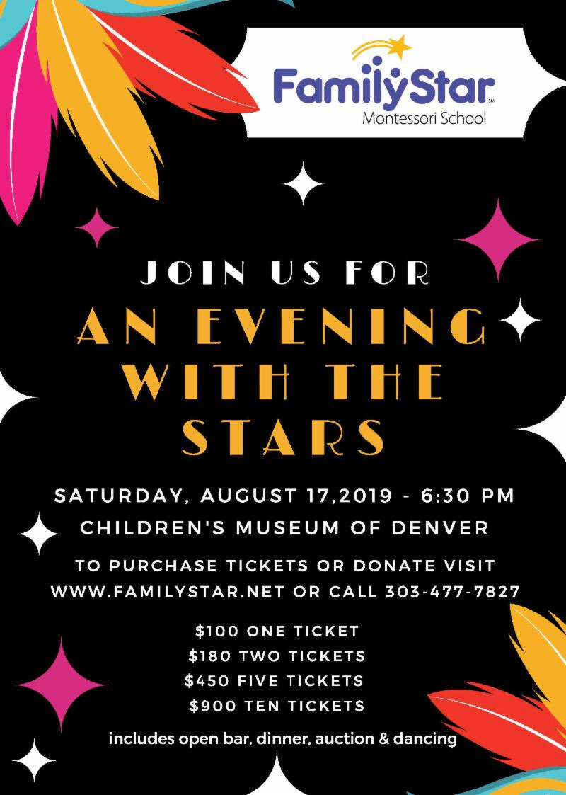 family star, EWTS Save the Date 2019