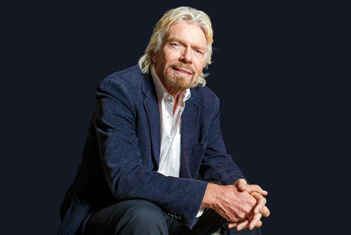 Biennial Sir Richard Branson