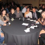 The Latin Life Denver table was more than ready to celebrate