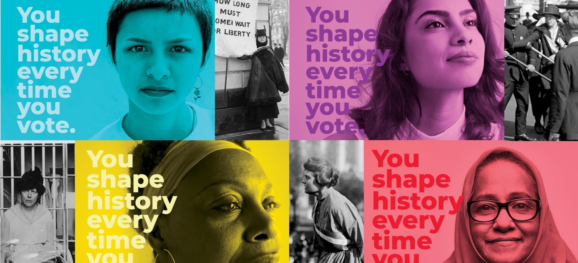 bold women change history