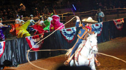 stock show mexican rodeo