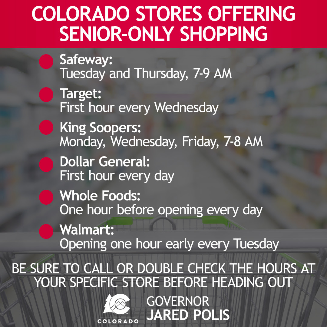 Covid store hours