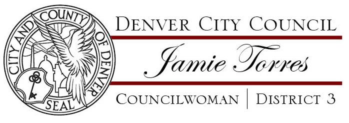 Jamoie Torres District 3 council woman