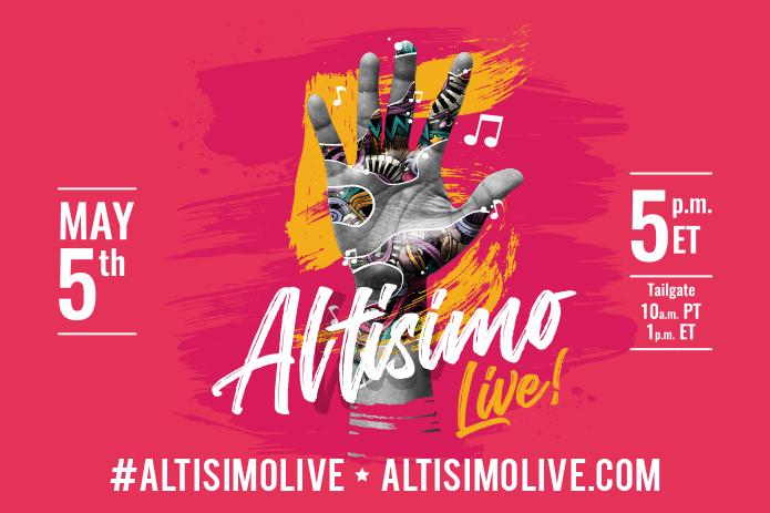 Altisimo Live Cinco de Mayo