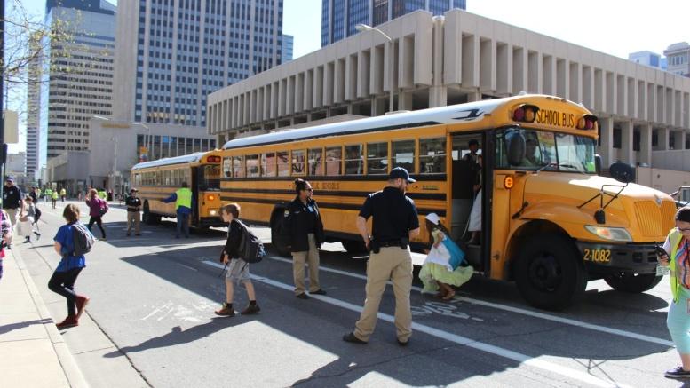 Denver pubschool buses