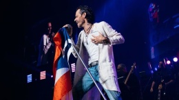 "Marc Anthony will lend his star power to the growing list of celebrities appearing in the livestream benefit ""Altísimo Live! Pop Culture and Music Festival"" on Cinco de Mayo. The fundraiser is for the Farmworkers' Pandemic Relief Fund created by Justice for Migrant Women and Hispanics In Philanthropy.(Suministrado / Courtesy photo)"