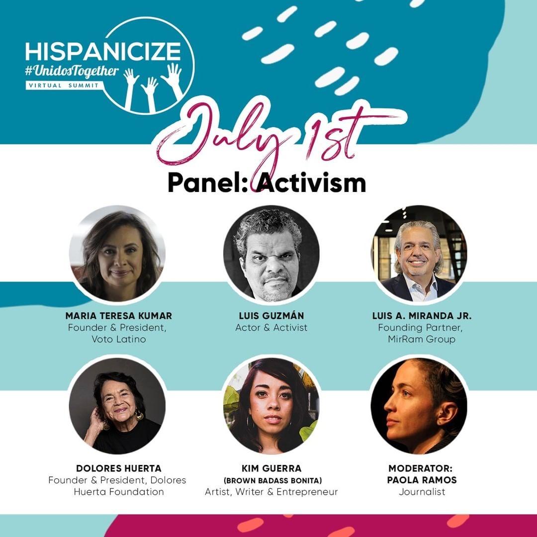 hispanicize panel