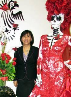 Consul General, Berenice Rendon-Talavera, General Consulate of Mexico. Photo by Joe Contreras, Latin Life Denver Media