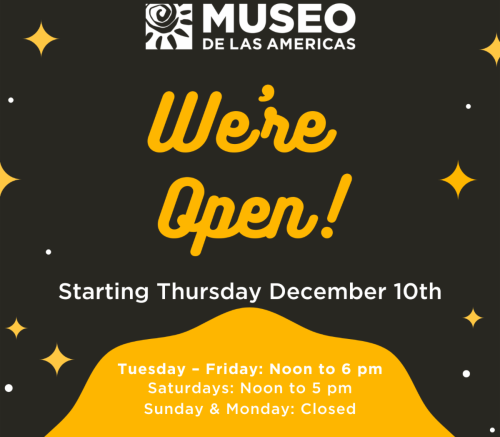 Museo were open!_500