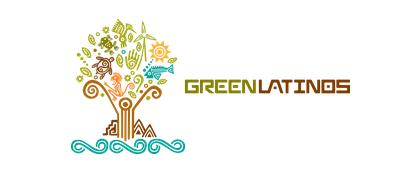 green latinos logo